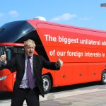brexit bus unilateral abandonment
